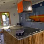 a fun kitchen