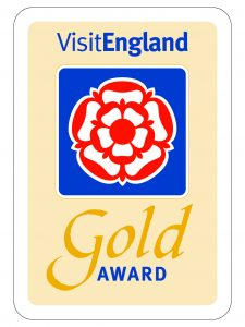 Visit England Gold Self Catering 2018