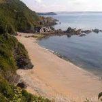 Mevagissey Beach, a good walk