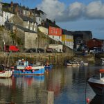 Mevagissey fishing harbour